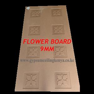 Chipboard Flowered Ceiling in Kenya