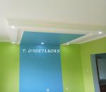 Ceiling Design Mosquito Net - Bedroom