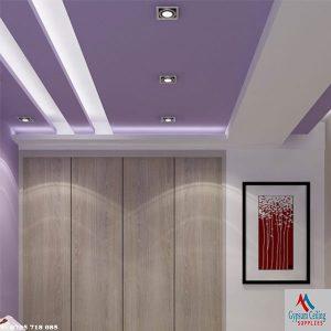 Gypsum Ceiling Bedroom design 1
