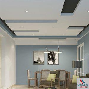 Modern gypsum ceiling design 4
