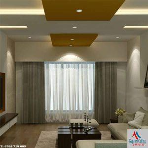 Modern gypsum ceiling design 1