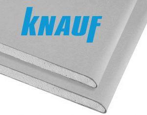 Gypsum Ceiling Supplies -9mm Knauf gypsum board
