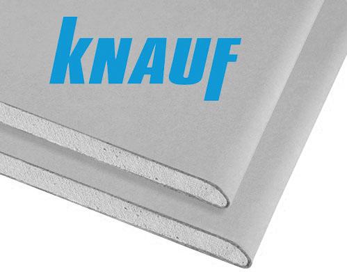 9mm Knauf gypsum board
