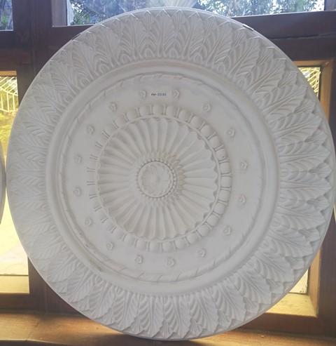 Gypsum Ceiling Medallion KM0035