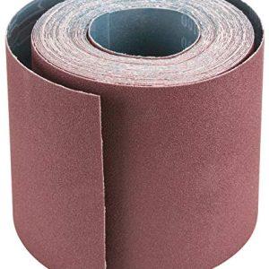 Sandpaper p80, p100, p120