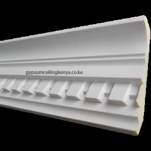 Polyurethane Fibre cornice