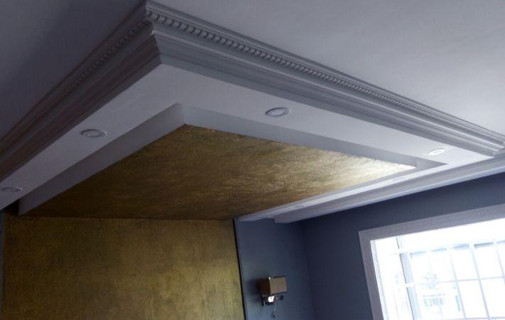 Gypsum Ceiling Kenya - Mosquito net 014