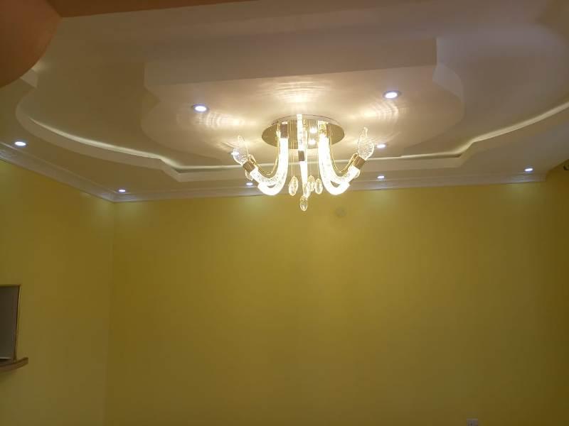 gypsum ceiling dining room 4